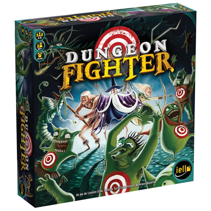 Dungeon Fighter Box Front