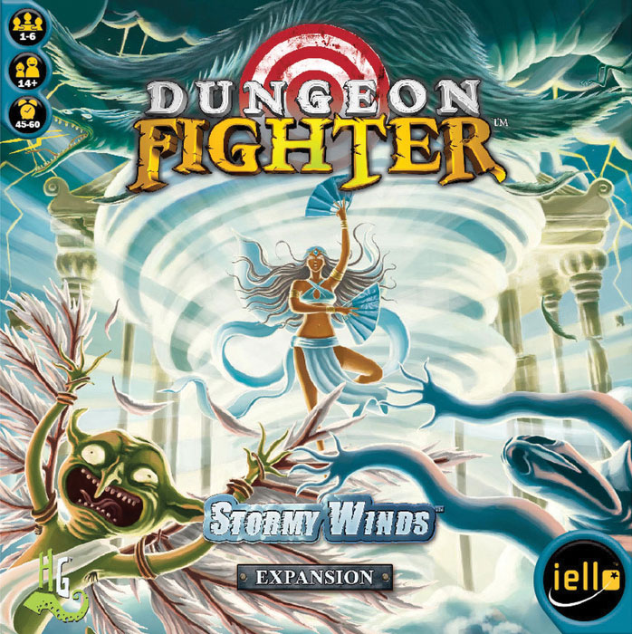 Dungeon Fighter: Stormy Winds Box Front