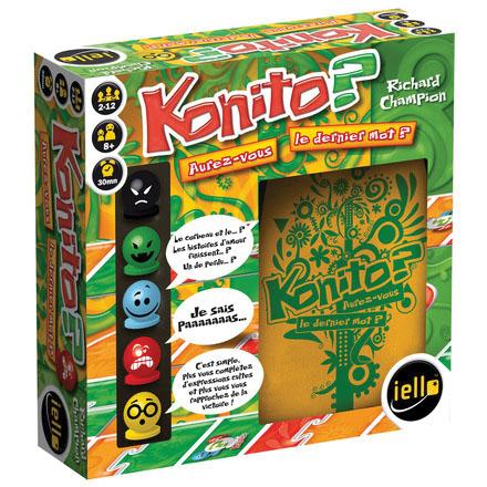 Konito Box Front