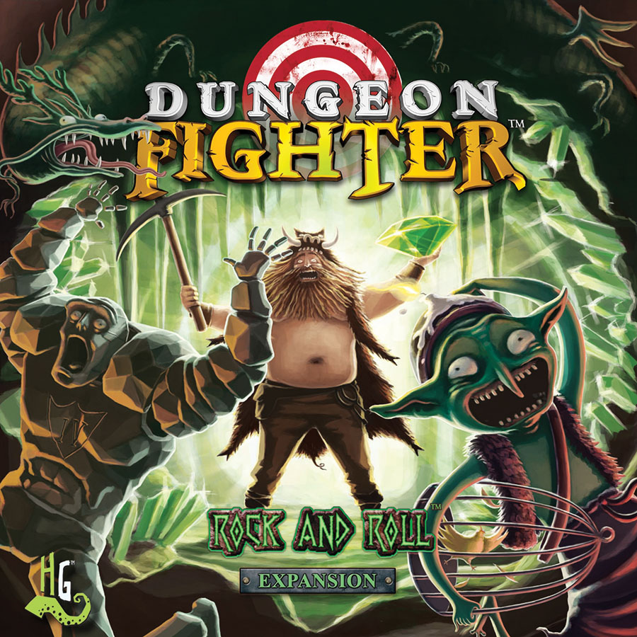 Dungeon Fighter: Rock And Roll Box Front