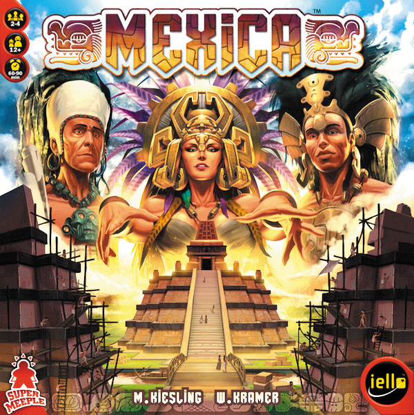 Mexica Box Front