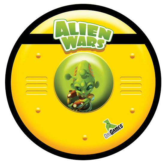 Alien Wars Box Front