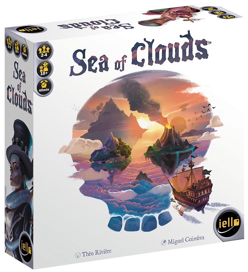 Sea Of Clouds Box Front