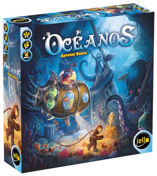 Oceanos Box Front