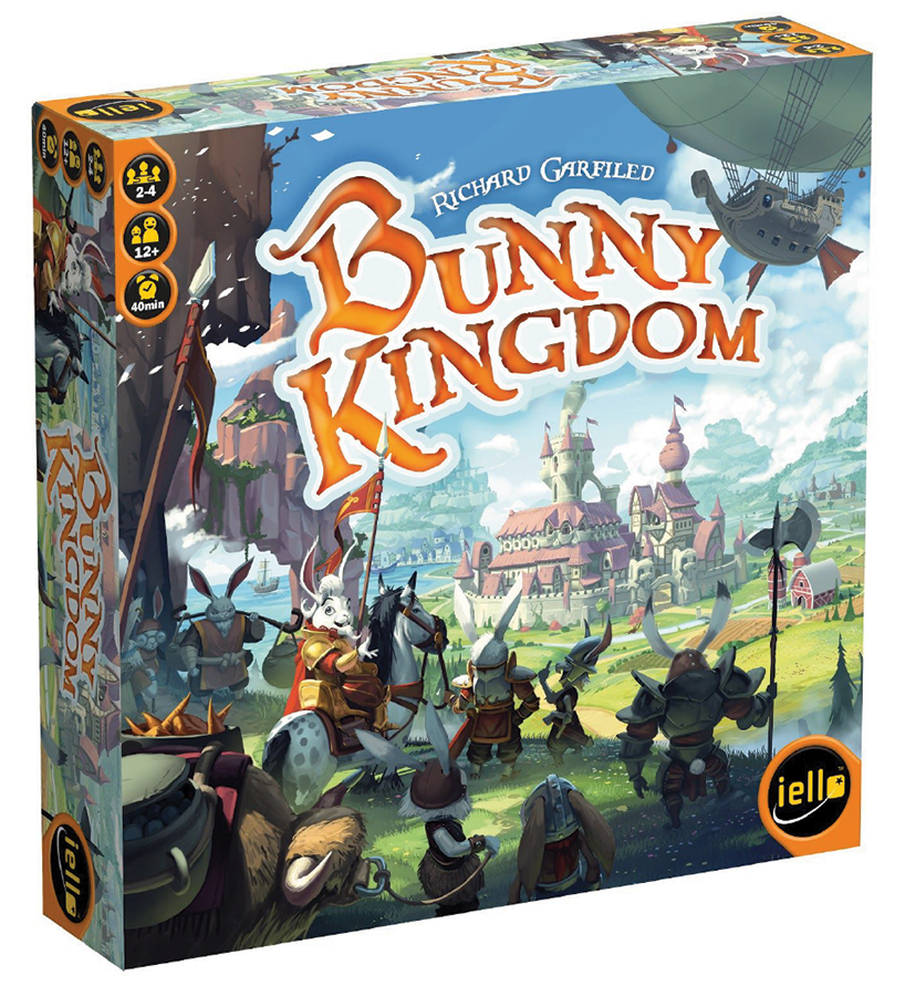 Bunny Kingdom Box Front