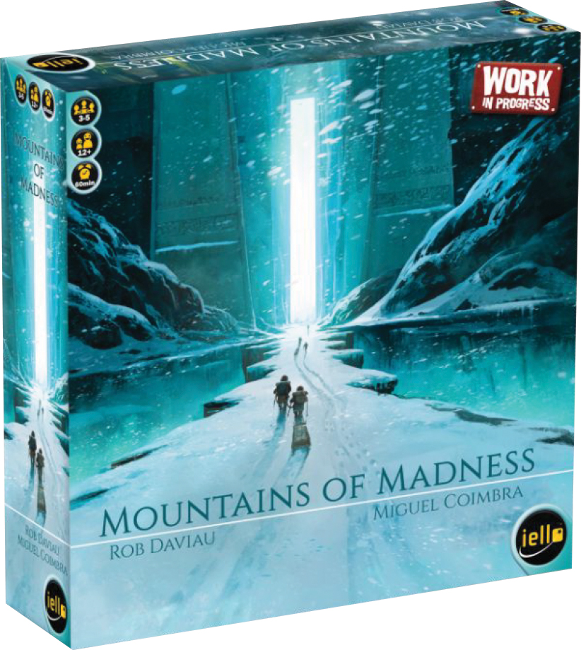 Mountains Of Madness Box Front
