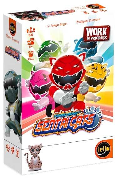 Sentai Cats Box Front
