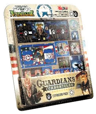 Heroes Of Normandie: Guardians Chronicles Expansion Box Front