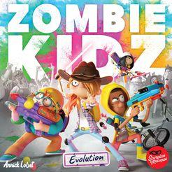 Zombie Kidz: Evolution Pre-release Game Box