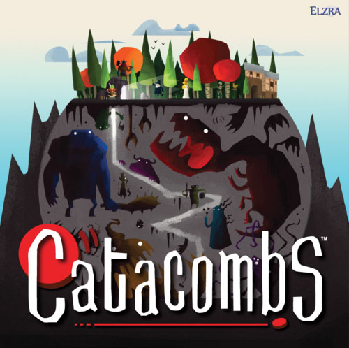 Catacombs (3rd Edition) Game Box