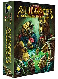Alliances: Core Game Box Front