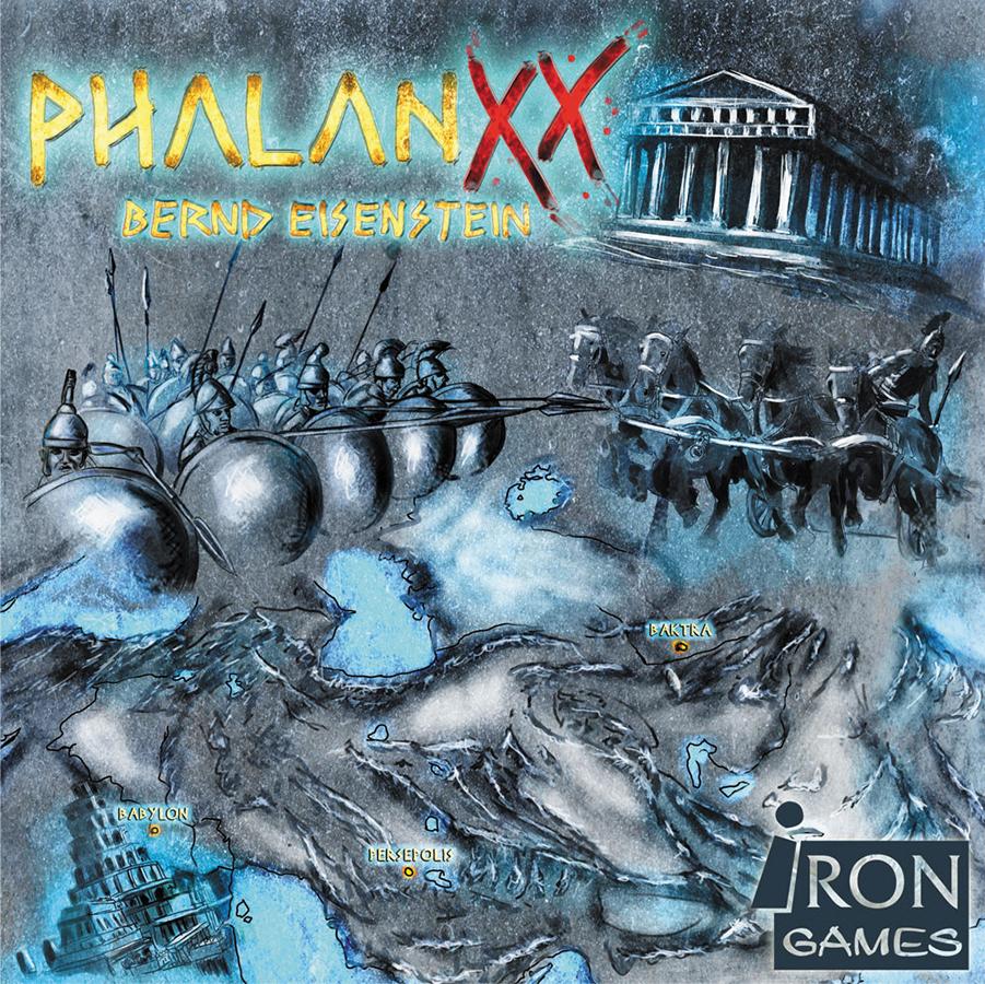 Phalanxx Box Front