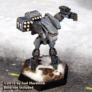 Dasher Omni Mech (tro 3050) Box Front