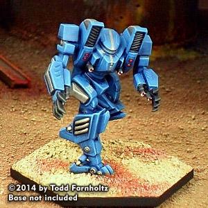 Dark Age Tuburon (tro 3145 Mercs) Box Front