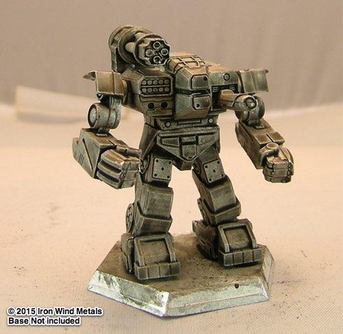 Shockwave Mech (tro3085) Box Front