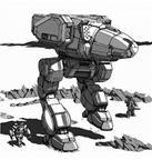 Stalker Ii Stk-9a Mech (tro3145) Box Front