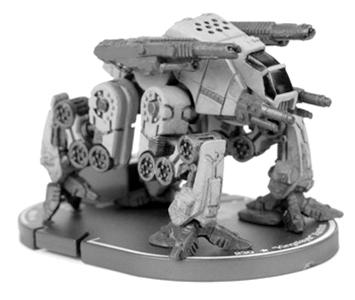 Xanthos Xnt-70 Mech (tro 3145) Box Front