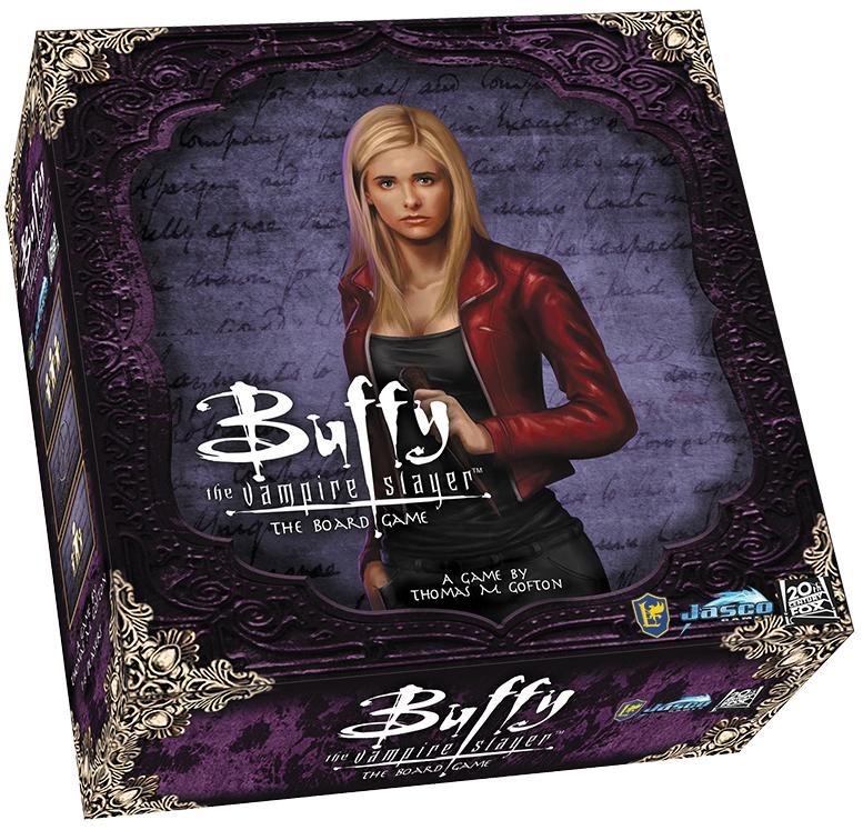 Buffy The Vampire Slayer Box Front