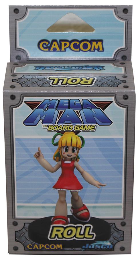 Mega Man: Roll Expansion Miniature Box Front