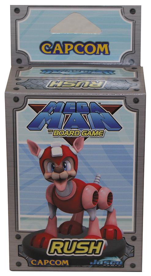 Mega Man: Rush Expansion Box Front