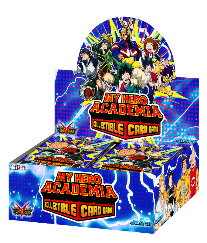 My Hero Academia Ccg: Pre-release