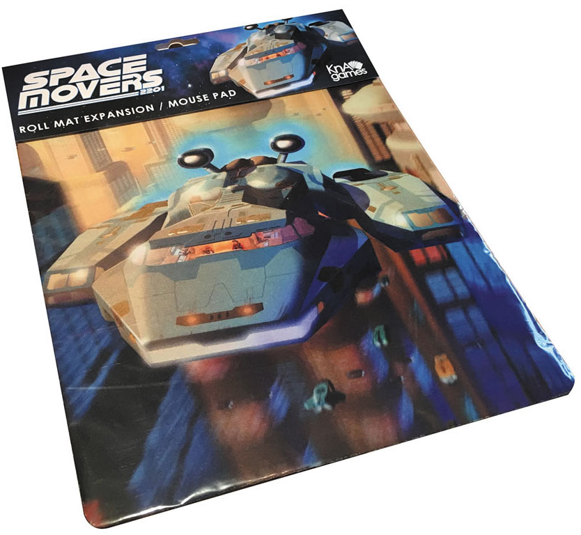 Space Movers: Liberty Roll Mat Box Front