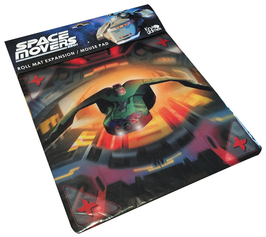 Space Movers: Uo Roll Mat Box Front