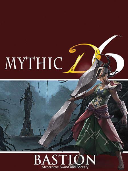 Mythic: Bastion Game Box