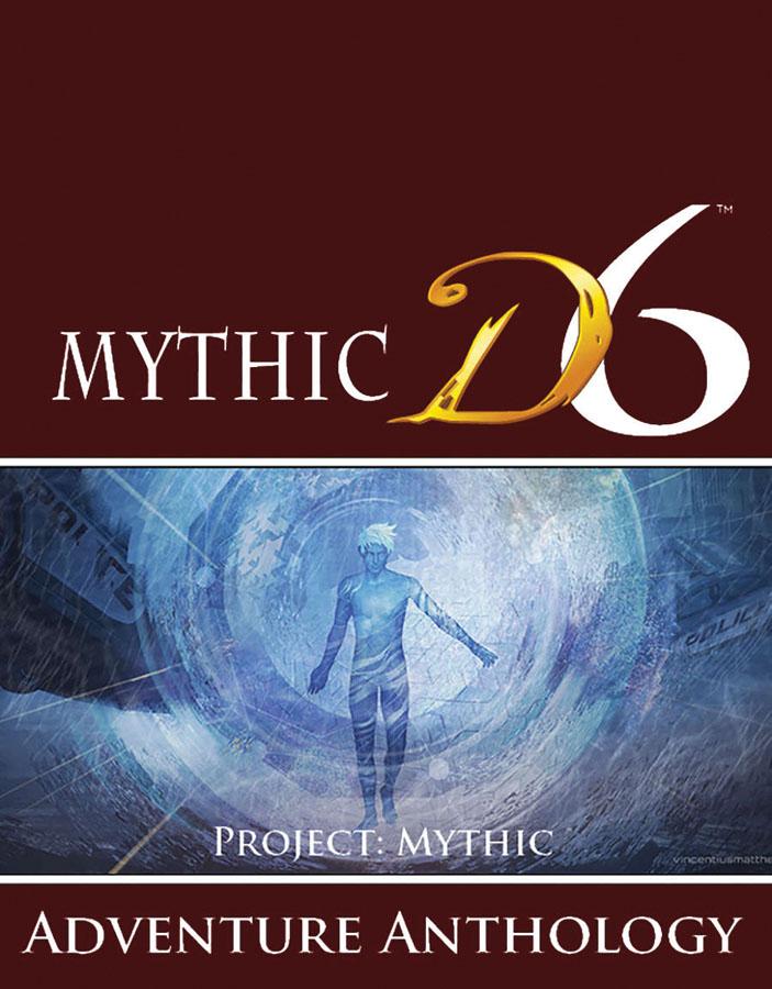 Mythic: Adventure Anthology One Game Box