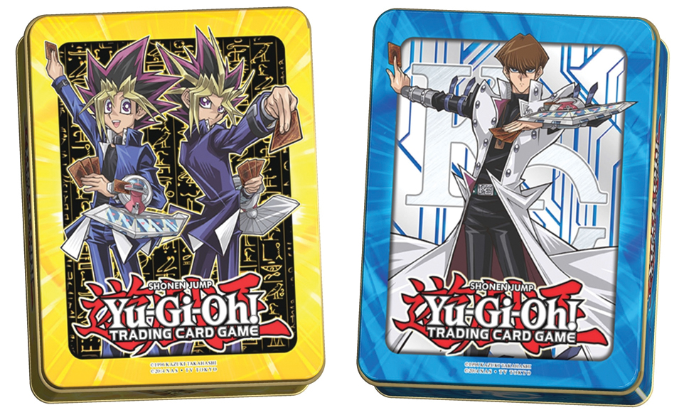 Yu-gi-oh! Tcg: 2017 Mega-tins Case (12) Box Front