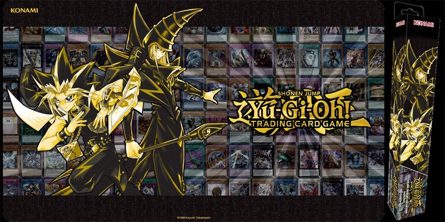 Yu-gi-oh! Tcg: Golden Duelist Collection Game Mat Game Box