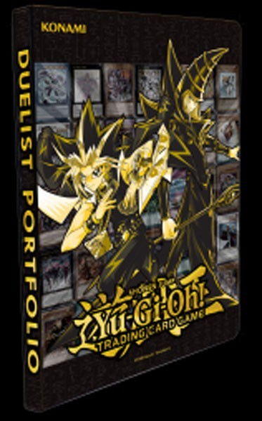 Yu-gi-oh! Tcg: Golden Duelist Collection Card Case Game Box