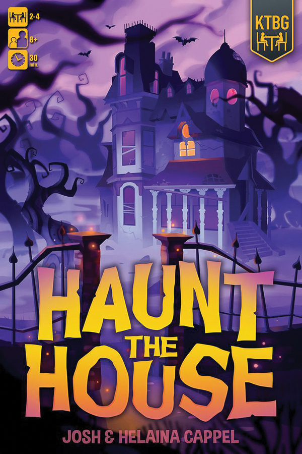 Haunt The House Box Front
