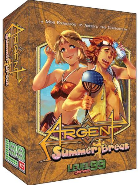Argent: Summer Break 2nd Edition Box Front