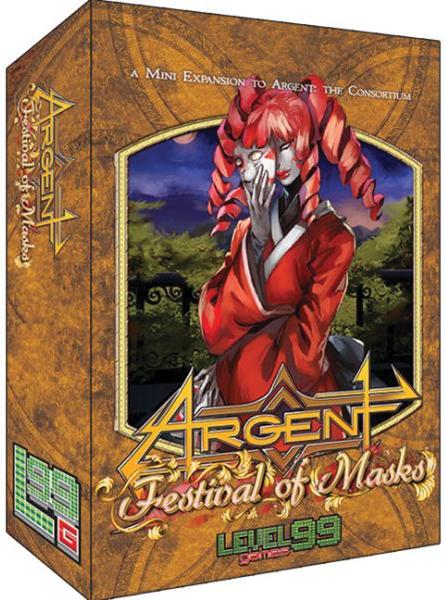 Argent: Festival Of Masks Box Front