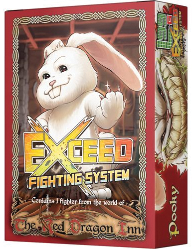 Exceed: Red Dragon Inn`s Pooky Expansion Pack Box Front