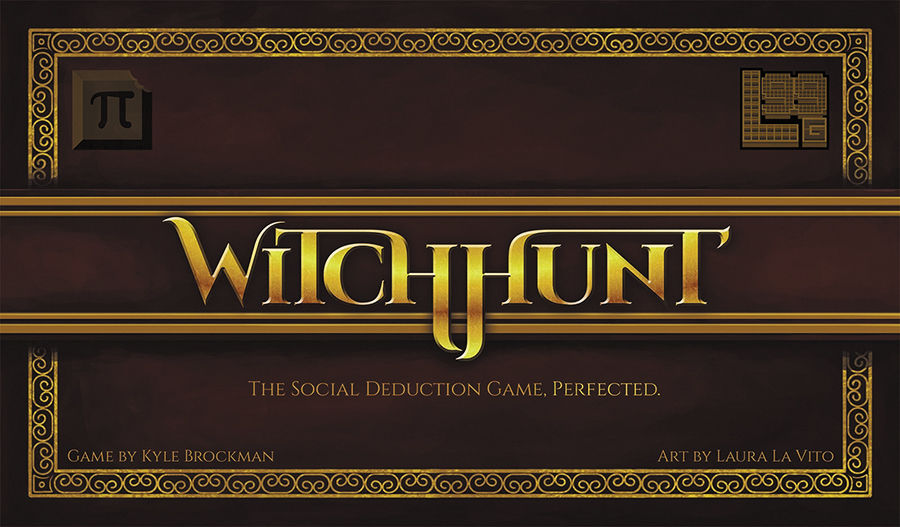 Witch Hunt Box Front