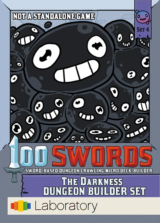 100 Swords: The Darkness Dungeon Builder Set Box Front