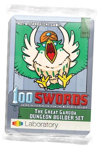 100 Swords: The Great Garuda Expansion Pack Box Front