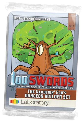 100 Swords: The Gardenin` Elm Expansion Pack Box Front