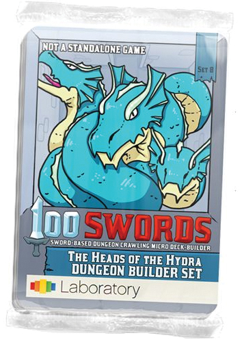 100 Swords: The Heads Of The Hydra Expansion Pack Box Front