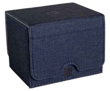 Legion Convertibles Horizontal Blue Deckbox Game Box