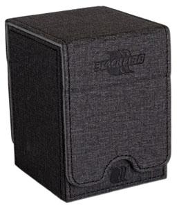 Legion Convertibles Vertical Black Deckbox Game Box