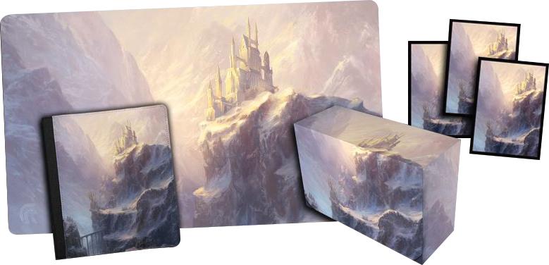 Veiled Kingdoms Vast 2x2 Binder Box Front