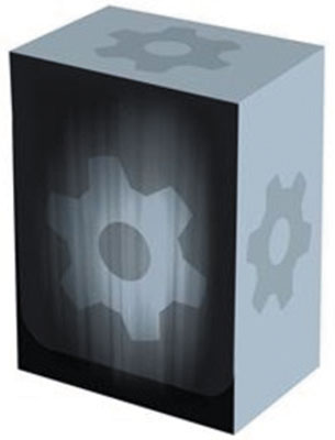 Iconic Gear Deck Box Box Front