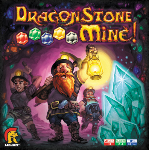 Dragonstone Mine! Box Front