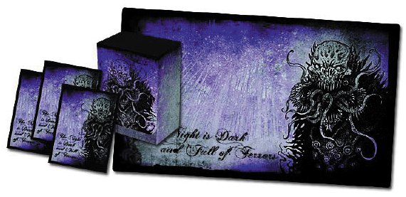 Double Matte The Night Is Dark Sleeves (50) Box Front