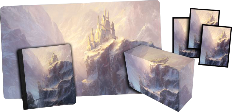 Veiled Kingdoms Vast Card Sleeves (50) Box Front