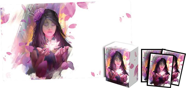 Lotus Playmat Box Front