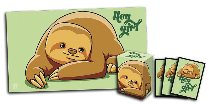 Hey Girl Play Mat Box Front